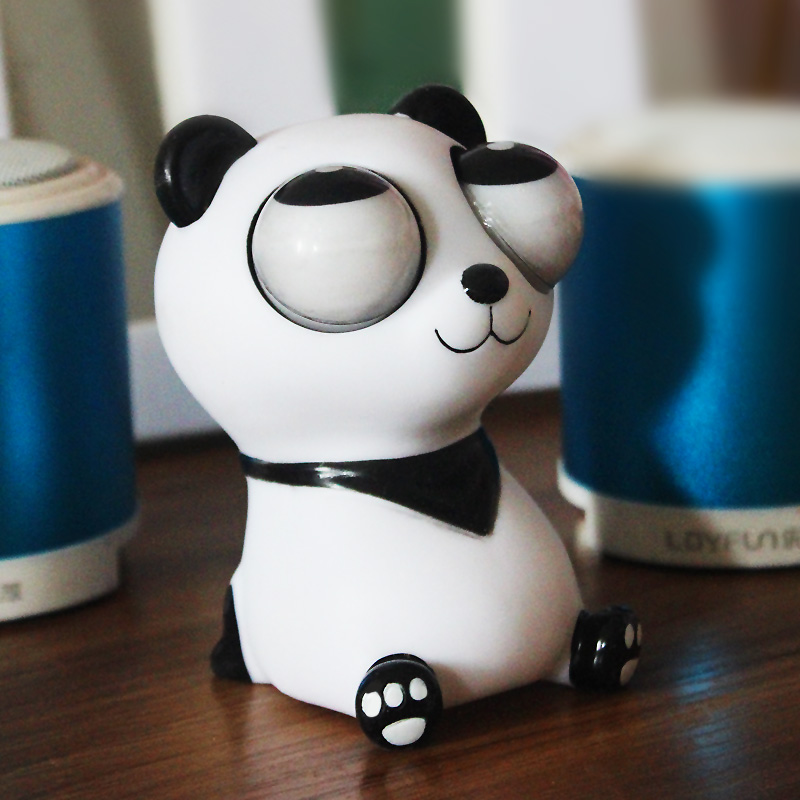 Gifts Gadgets Toys Product : Cm panda anti stress squeeze toys funny gags practical
