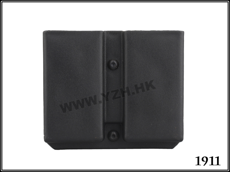 Army Military Equipment Airsoft Paintball Pouch Combat Blade-tech Style Double Magazine Pouch FOR:1911 cartridge