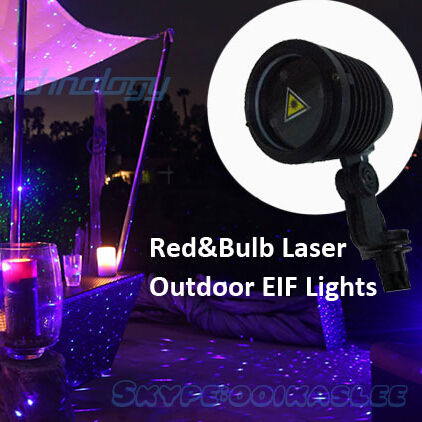 christmas lights outdoor garden decorations for home waterproof ip65 red blue mini laser projector static effect