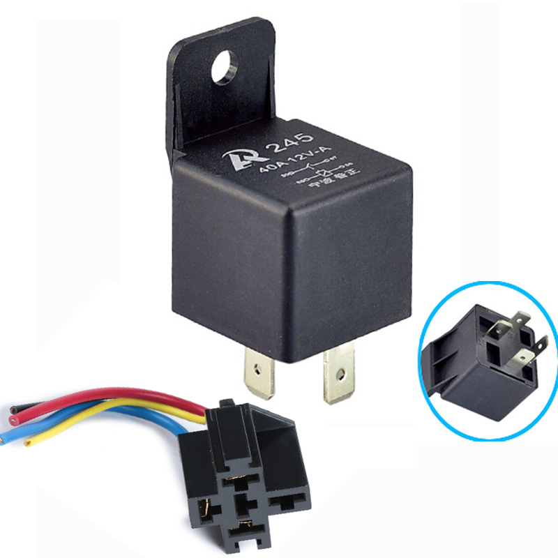 Car Relay Switch Troubleshoot