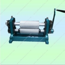Hand Crank Bee Wax foundation sheet stamper machine 86*250mm