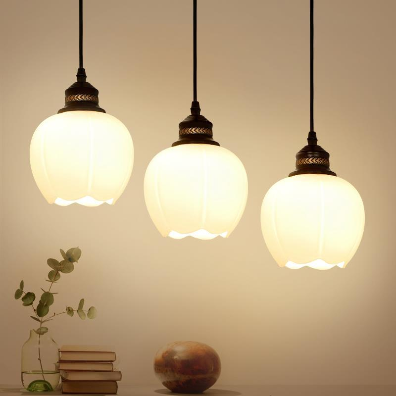 Techo Colgante Moderna Lighting Luminaire Cuisine Pendelleuchte Pendente Loft Deco Maison Luminaria Hanging Lamp Pendant Light Elegant In Style Lights & Lighting
