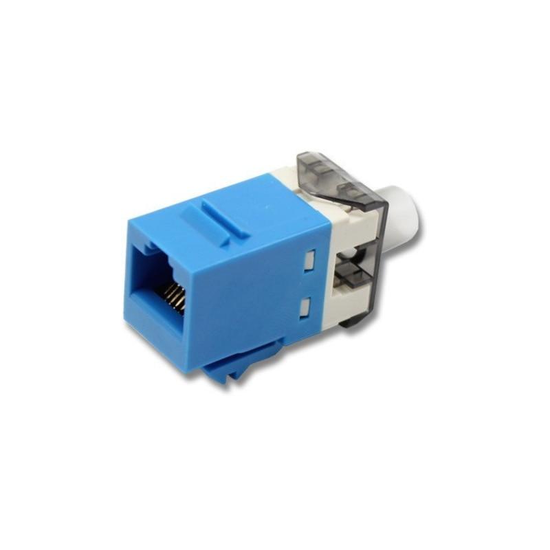 UTP RJ45 Connector CAT6 Module Information Socket Computer Outlet ...