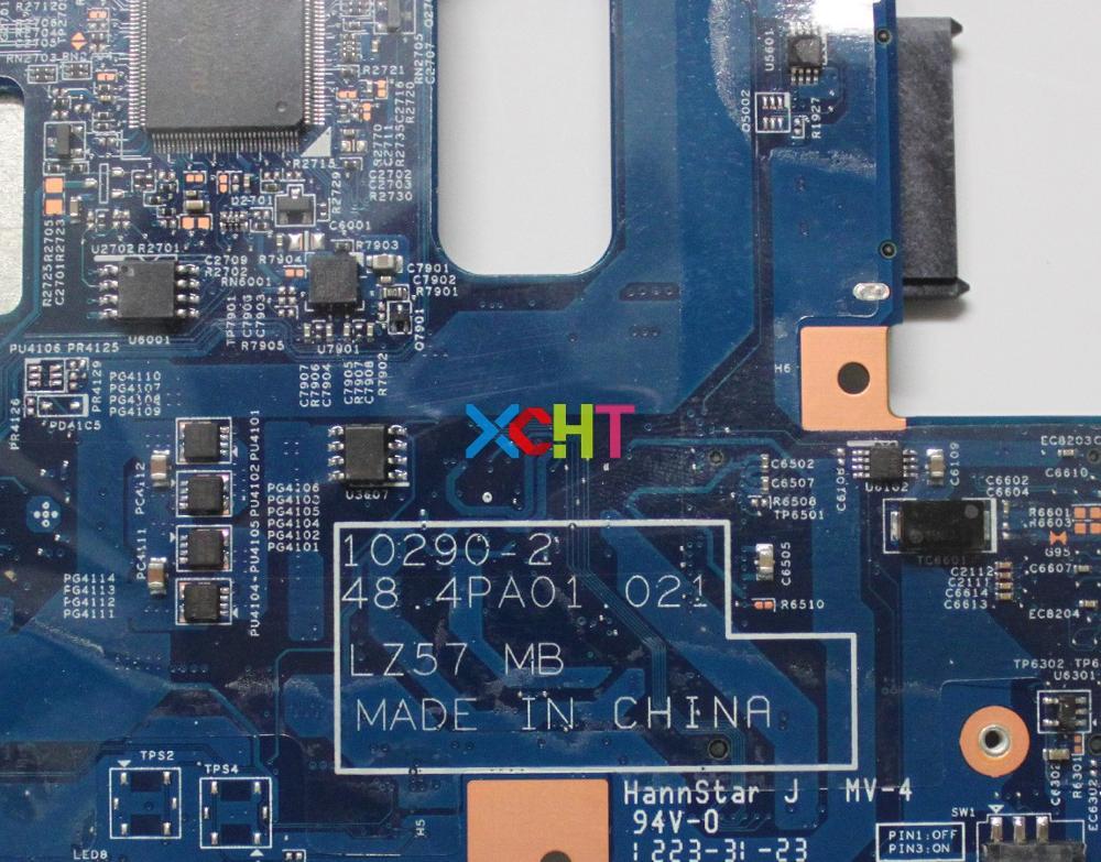 Image 4 - for Lenovo V570 11S11013533 11013533 55.4IH01.331 10290 2 48.4PA01.021 LZ57 MB Laptop Motherboard Mainboard Tested-in Laptop Motherboard from Computer & Office