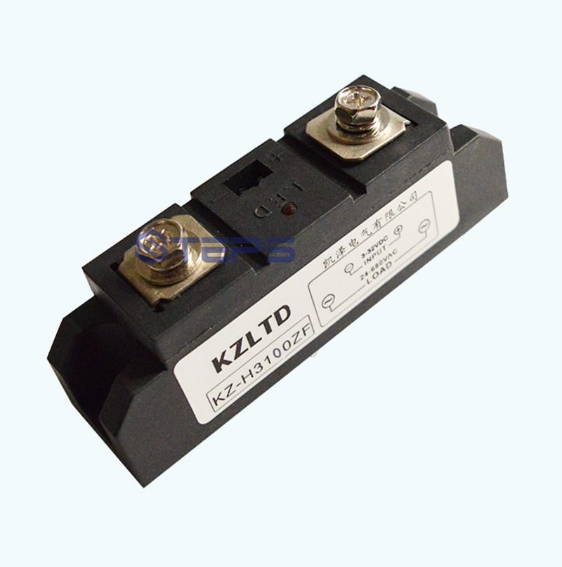цена на Industrial grade solid state relays 100A DC to AC Non-contact relay 12V24V 380V