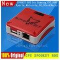Nuevo 100% original gpg spookey caja para samsung y htc y sony xperia y motorola y lg y blackberry reparación flash desbloquear raíz de lectura/escritura