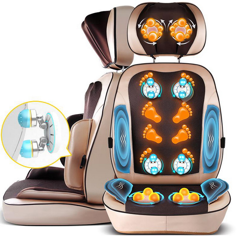 B11/Health care Full body massager,back massager ,neck shiatsu massage chair, massage pad muscle stimulator концентрат health