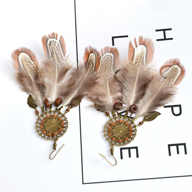 Ethnic Indian Boho Earrings