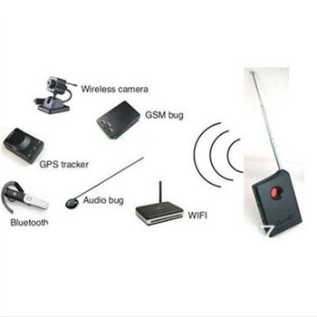 Finder Anti-Spy RF/LENS Detector  5