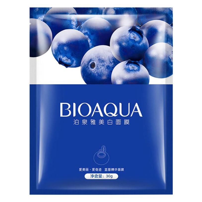 Cool! Deep Moisture Face Mask Korean Essence Facial Skin Care Beauty Mask Assuage the skin fatigue pore care pack Anne