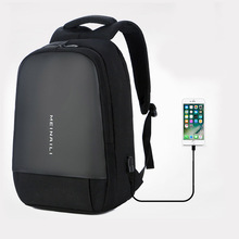 2019 Business Laptop Backpack 15.6 Inch Fashion Men Travel Back Pack Multifunction oxford School waterproof Bagpack for Teenager