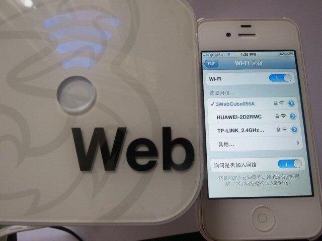 Huawei B183 Web Cube WiFi Router Brodband Modem like B683 B593 B315 B153 E586