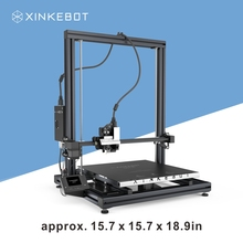 XINKEBOT ORCA2 Cygnus Good-sized 3D Printer 150~180 mm/s Print Speed with Auto Leveling Easy to Set up