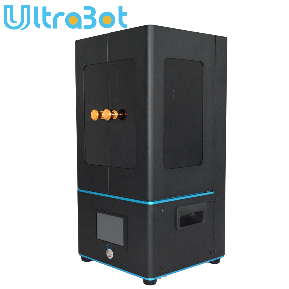 Tronxy Ultrabot 3D Printer LCD 3.5 Touch Screen Light Curing 3D printer UV SLA Photon Slicer Photosensitive Resin 405nm MatrixTronxy Ultrabot 3D Printer LCD 3.5 Touch Screen Light Curing 3D printer UV SLA Photon Slicer Photosensitive Resin 405nm Matrix
