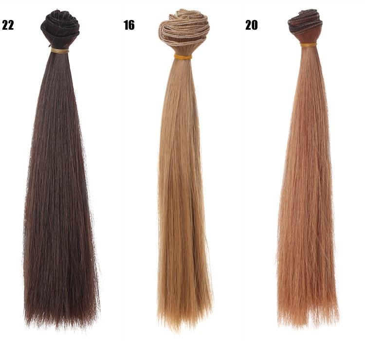 1pcs-hair-refires-bjd-hair-25cm100CM-black-pink-brown-khaki-white-grey-color-long-straight-wig-hair-for-13-14-BJD-diy-1