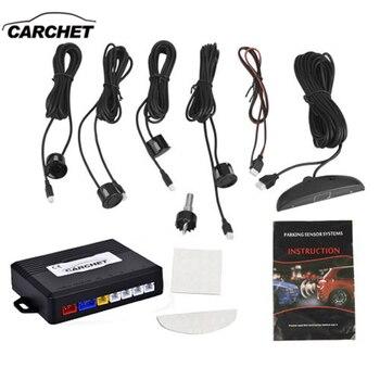 CARCHET samochód Auto Parktronic Led Parking ostrzeżenie urządzenia zwierząt Alert samochód Deer zwierząt ostrzeżenie alarm gwizdki bezpieczeństwa systemu dźwięku