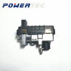 G-20 GTB2260VK nowy Turbor aktuator elektryczny turbiny 776470 G20 dla Audi A6 Q7 3.0TDI C6 176Kw 240HP CDYA CDYC CASA 059145722R