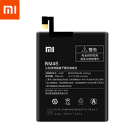 Original Xiaomi Redmi Note 3 Replacement 4000mAh High Capacity Mobile Phone Battery BM46 Rechargeable Battery Lithium