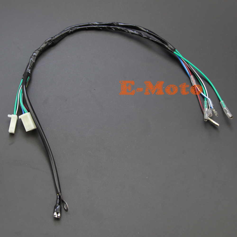 Buy Lifan Zongshen Ssr 125cc Engine Wiring Harness Roketa Go Kart Pit Bikes Taotao From Reliable Suppliers On E Motor Store
