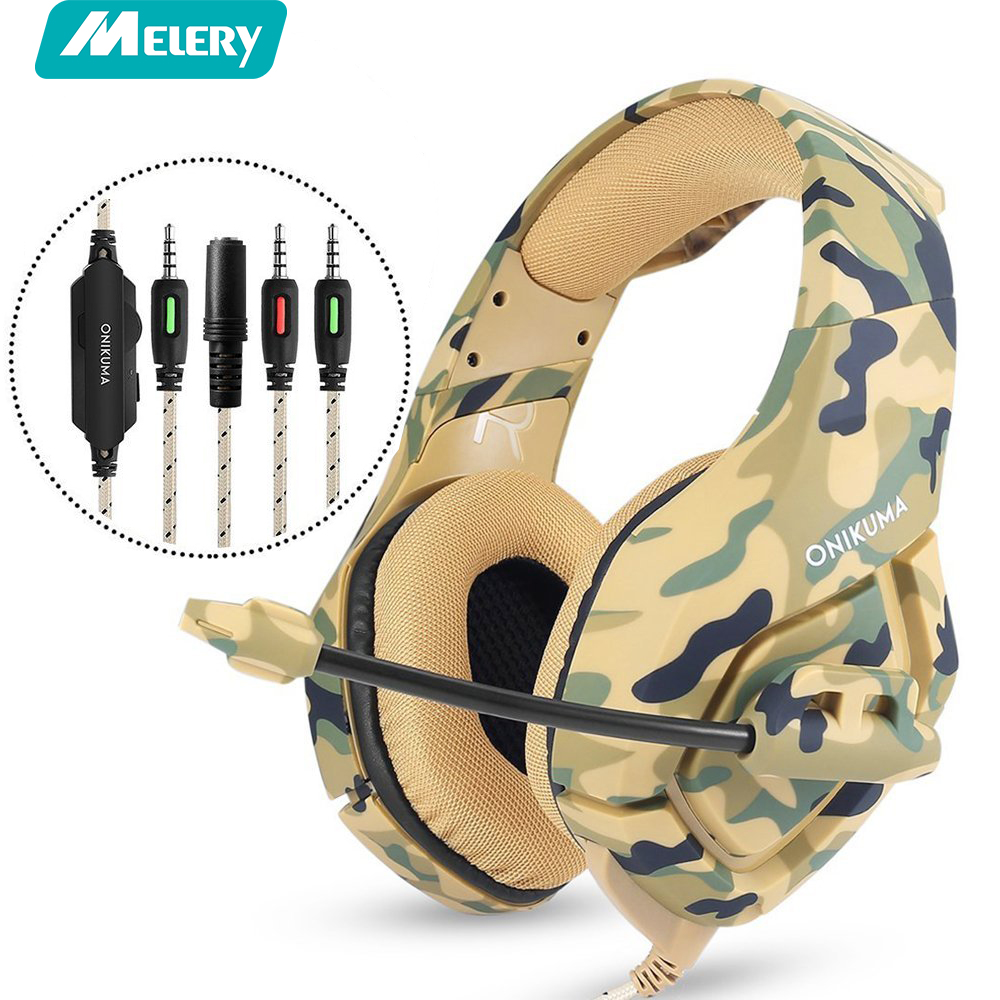 Gaming Headset Headphones with MIC,Noise Isolation,Adjustable Headband,3.5mm Jack for PS4 Xbox One,SmartPhones Laptop PC Mac