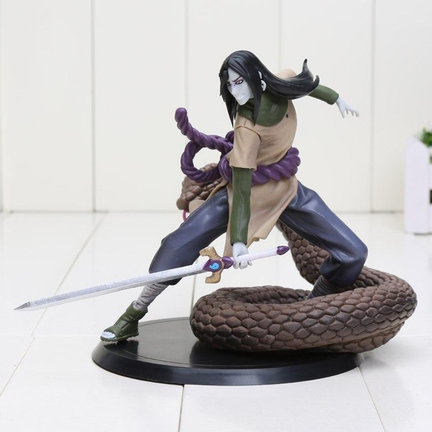 Anime Naruto Orochimaru Action Figure Toy