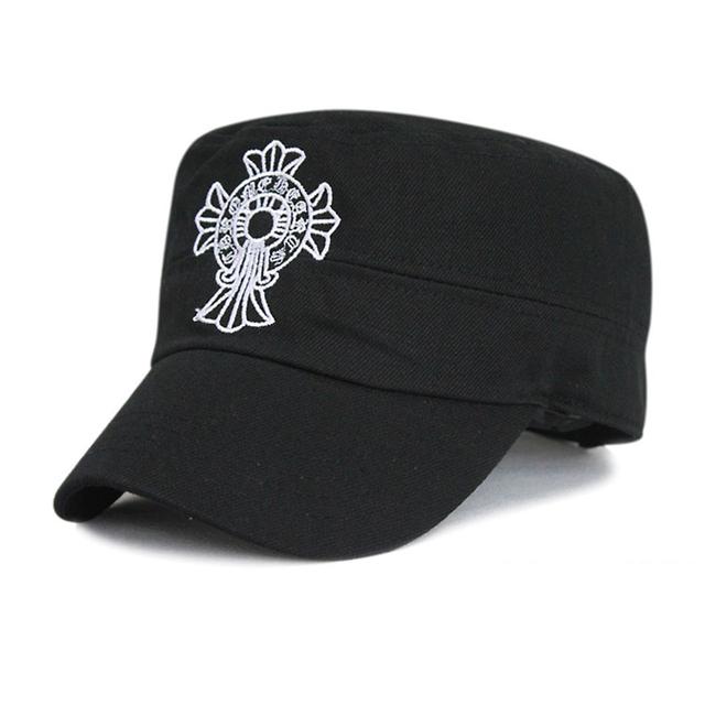 2015 primavera vara broca dois estilo cap exército teto hip hop de rua chapéu dança 2 cores 1 pcs marca new chegar