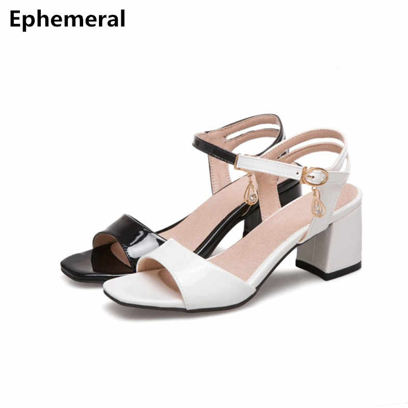 c2c41d663e Detail Feedback Questions about Ladies Elegant Sandals With Buckle ...