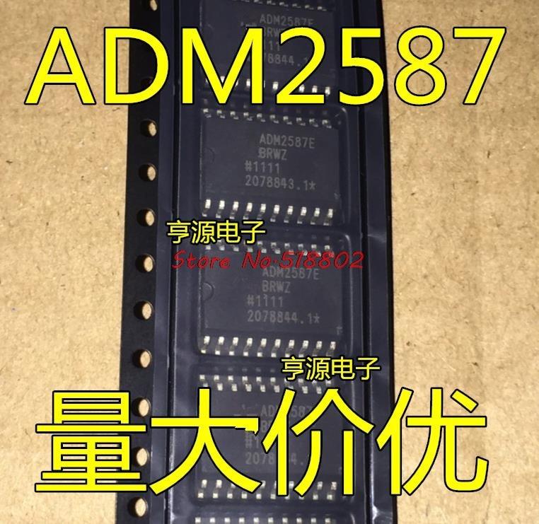 1pcs/lot IC ADM2587EBRWZ ADM2587E 2587EBRWZ SOP-201pcs/lot IC ADM2587EBRWZ ADM2587E 2587EBRWZ SOP-20