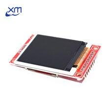 1,8 дюймовый TFT ЖК-модуль ЖК-экрана SPI серийный 51 драйверы 4 IO драйвер TFT Разрешение 128*160 D02