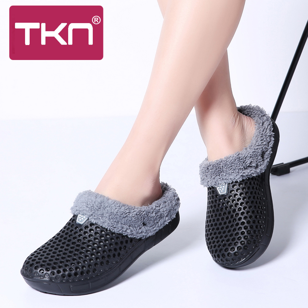 TKN 2019 Winter Women & Men Home Slippers Couple slippers Soft Cotton Warm Casual Indoor Furry Woman Slippers Home Shoes 1618TKN 2019 Winter Women & Men Home Slippers Couple slippers Soft Cotton Warm Casual Indoor Furry Woman Slippers Home Shoes 1618