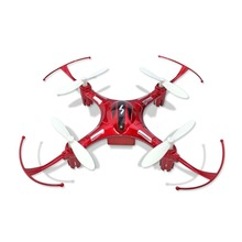 New RC Drone 4CH 4-Axis Quadcopter with LED Light 3D Flip One Key Return Altitude Hold Headless Mode Helicopter 2.4G Drone