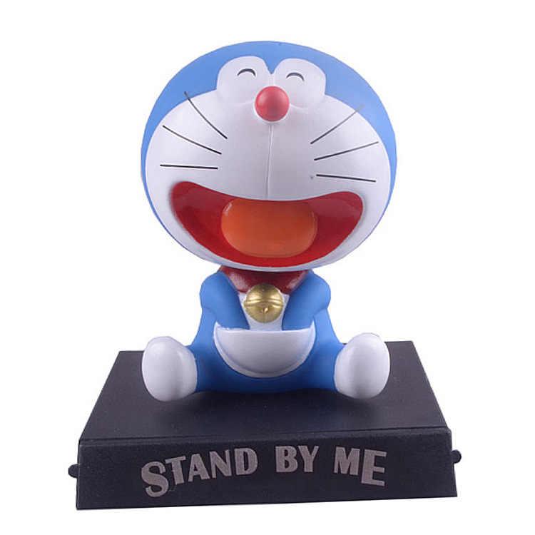 Аниме Doraemon Stand By Me emoji качающейся головой Куклы Симпатичные модели Игрушечные
