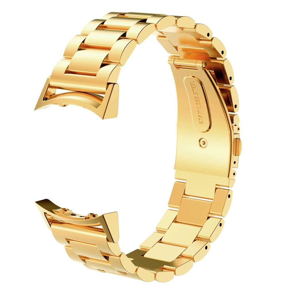 Rostfritt stål klockband med anslutningsadapter för Samsung Gear S2 - Tillbehör klockor - Foto 5