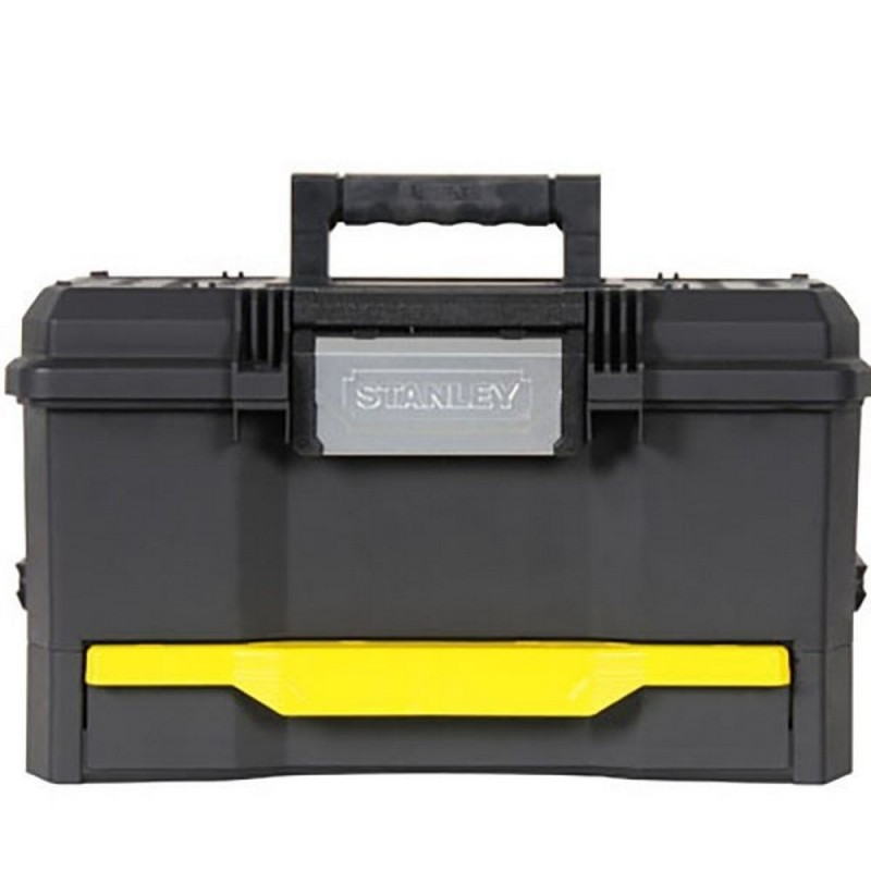 STANLEY Tools Stanley's 1-70-316-cash Box With Self Seal And Drawer 19 Inch 40.5 Cm