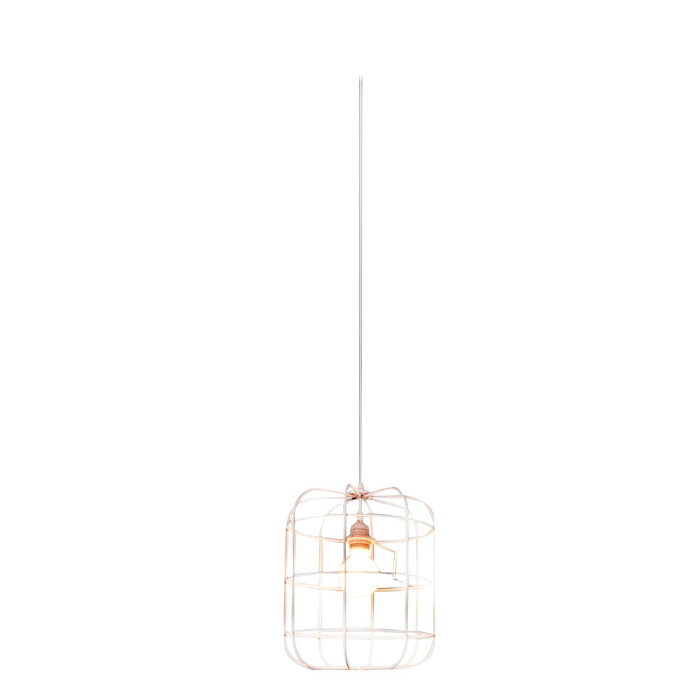 Vintage Simple Chandelier Iron Cage Creative Dining Room Bed Lighting Max Wattage 40W Voltage 280V In Chandeliers From Lights