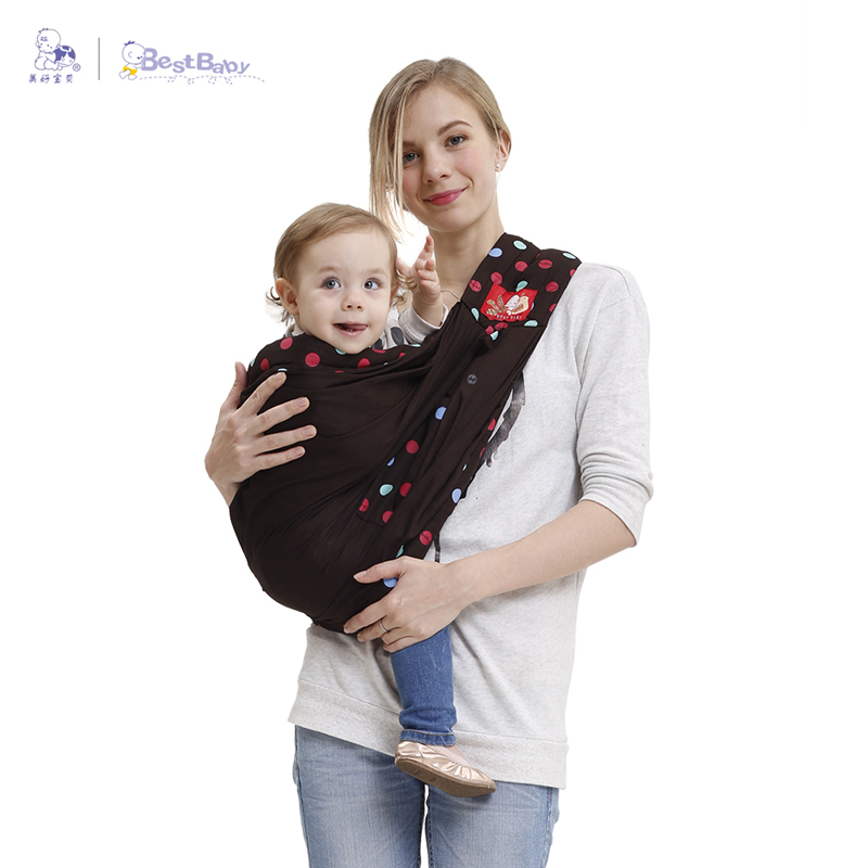 Online Shop Best Baby New Baby Sling Carrier Portable Kangaroo