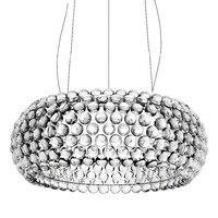 Moderne Suspension Caboche Anhänger Lampe Schweiß Ionen Italienischen Beleuchtung anhänger lichter für esszimmer moderne rustikalen leuchten-in Pendelleuchten aus Licht & Beleuchtung bei