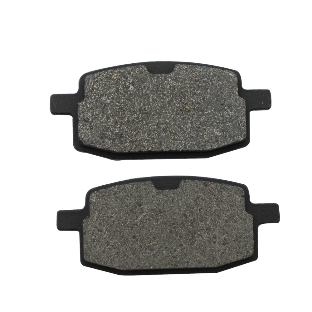 GOOFIT Front Disc Brake Pads for GY6 49cc 50cc Moped Scooter Parts C029-120 2pc yamah zuma bws 50 yw50 50cc front disc brake pads