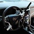 Ts25 coche volante plegable Universal de aleación de acero inoxidable de seguridad de estacionamiento hair Styling accesorios