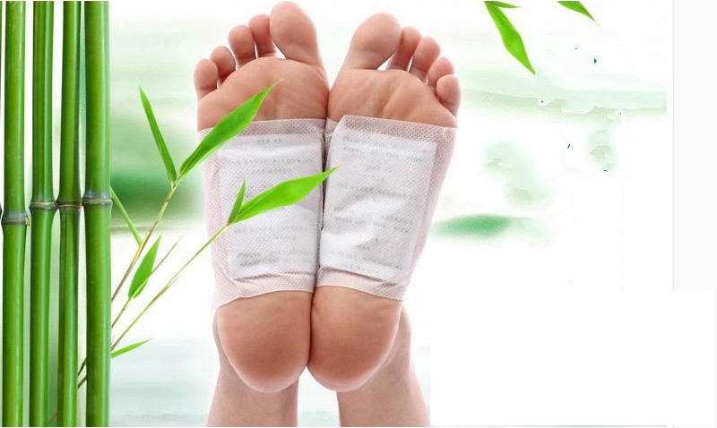 Free Shipping High quality Detox Foot Patch Bamboo Pads Patches With Adhersive sheet, 200pcs=100pcs Patches+100pcs Adhesives kongdy brand 10 bags 20 pieces adhesive sheet bamboo vinegar foot patch removing toxins foot plaster foot cleansing pads