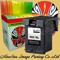 1PK 302 XL Ink for HP 302XL 302 Black Ink Cartridge For HP Deskjet 2130 1112 3630 3632 Officejet 4650 4652 4655 ENVY 4516 4520