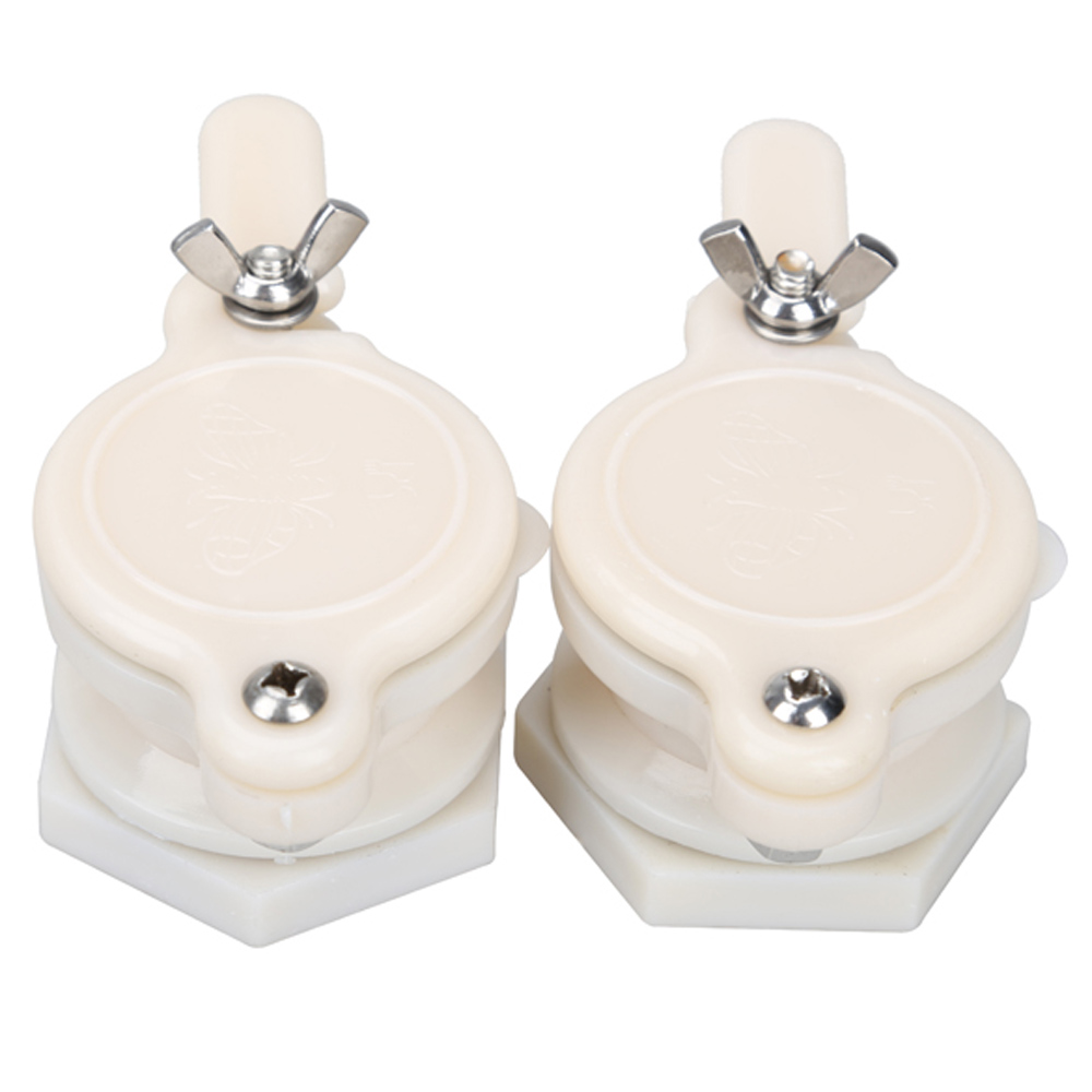New 1pcs Plastic Honey Gate Valve Honey Extractor Honey Tap Beekeeping Bottling Tool Bee Keeping Equipment -15
