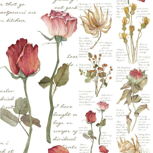 Специальные чернила 35 мм широкий рассказ об Винтажная обувь с цветками и заклепками; лента для декорации Washi DIY наклейки для дневника Скрапб...