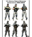 Scale Models 1/35 US special forces in Afghanistan A paragraph Resin Model Free Shipping