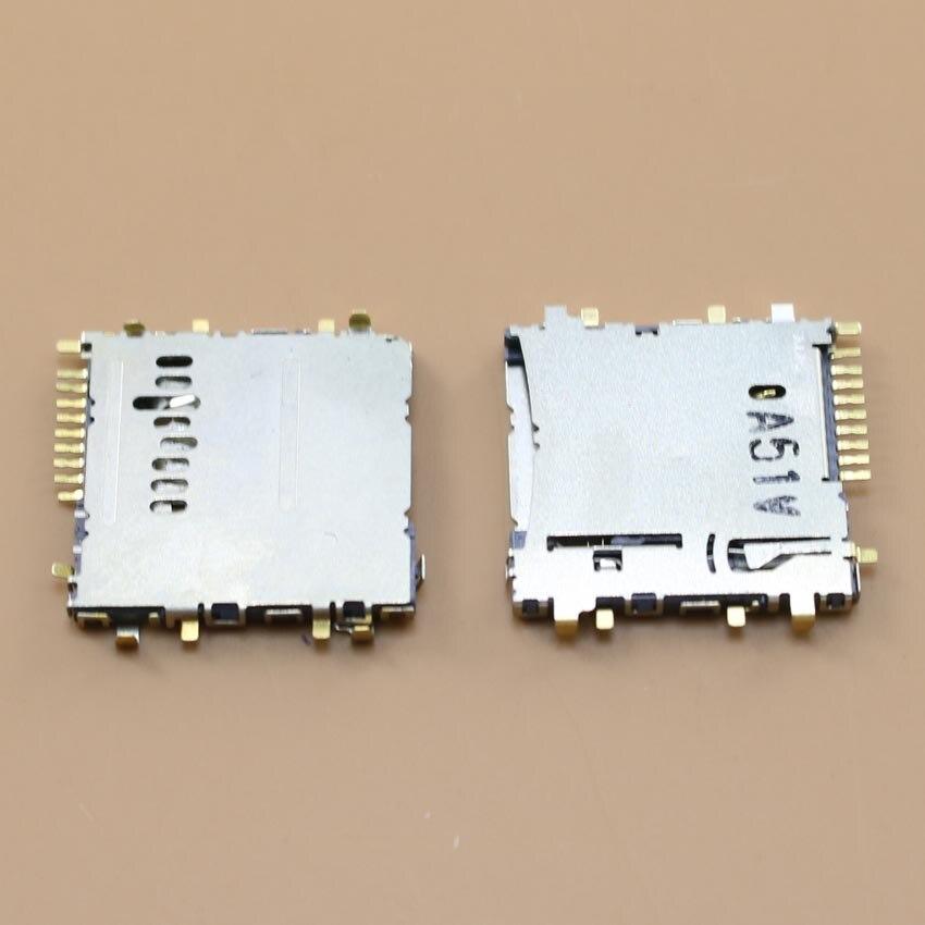 memory Card Reader Holder Slot For samsung Tab 3 8.0 T311 T210 T310 T315 T111