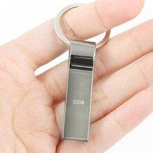 Waterproof Metal USB Flash Drive Pen drive 32GB 16GB 8GB 4GB