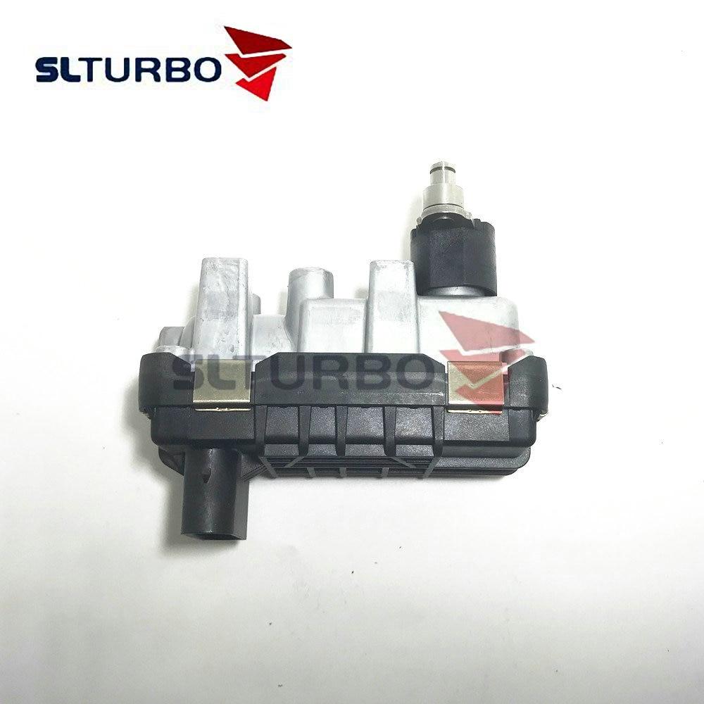 G074 767649 6NW009550 Turbine wastegate actionneur pour Ford Ranger/Transit 3.2 TDCI-798166 812971 turbo actionneur électronique