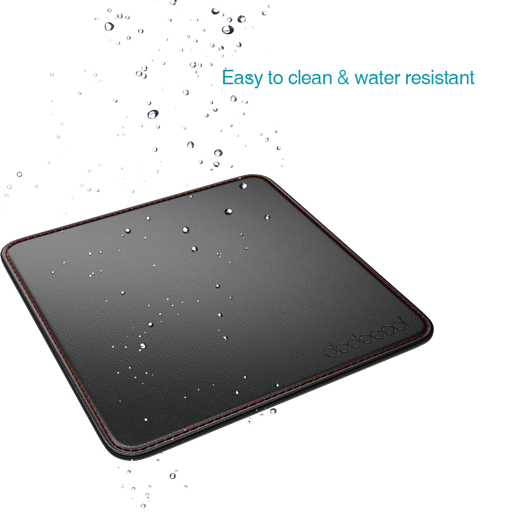 Sturdy Gaming Mouse Pad Carrying Case Pu Lear Surface How To Clean Glorious Mouse Pad How To Clean Mouse Pad On Macbook Pro Dodo Mouse Pad Dodo