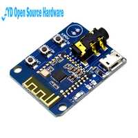 1pcs JDY-64 lossless Bluetooth audio module 4.2 high fidelity HIFI speaker audio earphone power board modification