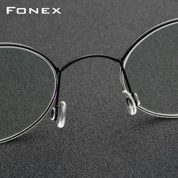 FONEX Round Optical Glasses  3